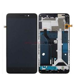 OEM For ZTE Blade Zmax Z982 LCD Touch Black Screen Digitizer