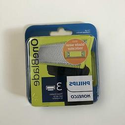 Philips Norelco OneBlade Replacement Blade, 3 Pack - QP230/8