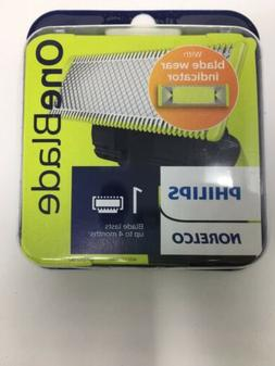 Philips Norelco OneBlade Replacement Blades, 1 count, QP 210