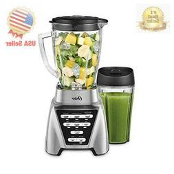 Oster Blender | Pro 1200 with Glass Jar 24-Ounce Smoothie Cu