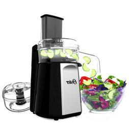 Oster Oskar 2-in-1 Salad Prep & Food Processor, Black FPSTFP