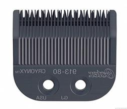 Oster replacement clipper blade for the Sable, Topaz and Fas