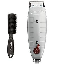 Andis Professional Outliner II Personal Trimmer, Gray with a