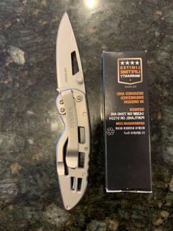 Gerber Paraframe Mini - Stainless, Fine Edge Folding Knife
