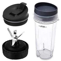 Pard Replacement Parts for Nutri Ninja Blender, Replacement