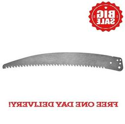 Pole Saw Replacement Blade 15Inc Tempered Steel Alloy Tree P