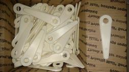 poly cut blades Stihl  Box of 200   stihl replacement blades