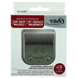 Oster Professional Replacement Clipper Blade Size 3-1/2 3.5