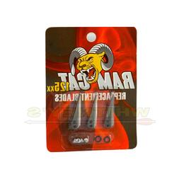 RamCat / Ram Cat - 125 Grain - Replacement Blades - RAM125RB