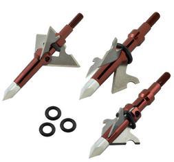Dead Ringer Rampage Hybrid 3 Blade 100 grain, 3 pack