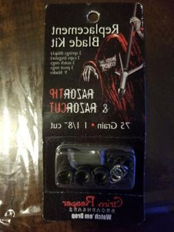 Grim Reaper RazorTip & RazorCut Replacement Blade Kit 75 Gra