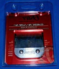 """Oster Replacement Blade For Classic 76 Clipper Size 1 3/32"""""""