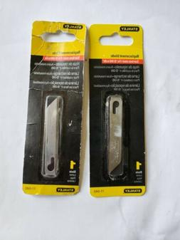 STANLEY, REPLACEMENT BLADE, FOR THE STANLEY 10-49 KNIFE, 2 B