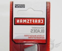 "Craftsman Replacement Blades 2.5"" Accu-Cut 37310 and Handi-C"