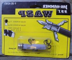replacement blades 75gr 100gr 125gr vintage select