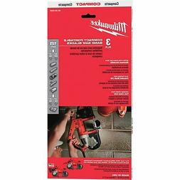 Milwaukee Replacement Compact Band Saw Blades3-Pk. 18 TPI, #