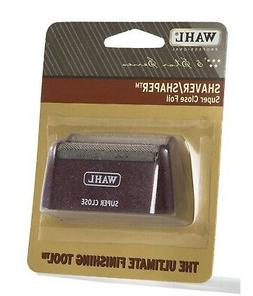 Wahl Replacement Foil Only Super Close Silver