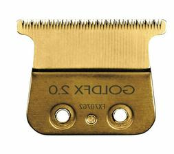 BaByliss PRO Replacement Gold Skeleton T-Blade FX707G2 Deep