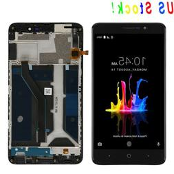 Replacement LCD Screen Touch Digitizer For ZTE Blade Z Max Z