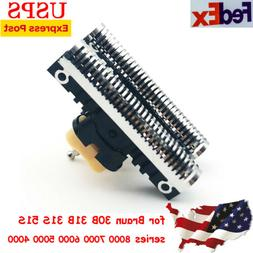 replacement shaver cutter blades for braun 3