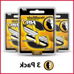 Headblade Replacement Six Blade Kit HB3 3 Pack