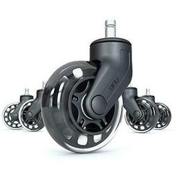 Rollerblade Office Chair 3 inch Caster Wheel Gift Set - Stro