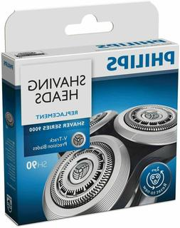 Philips Series 9000 Replacement Shaver Shaving Heads and Bla