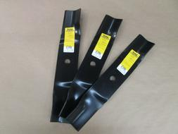 set of three replacement blades for cub