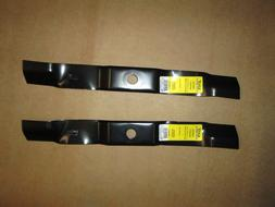 set of two replacement blades for murray