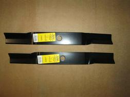 SET OF TWO Replacement Blades for Stens 335-008 335-012 335-