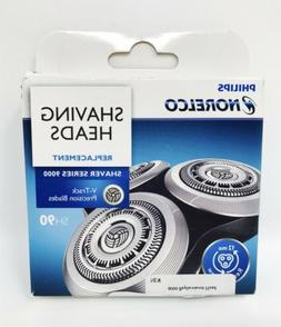 Philips Norelco SH90 Electric Shave Replacement Heads Blades