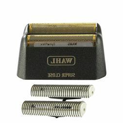 WAHL Shaver/Shaper Replacement Head Cutter Bar Super Close G