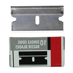 Excel Single Edge Razor Blades Pkg 10