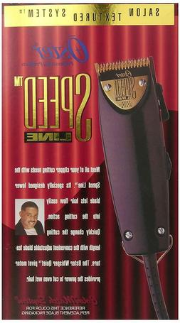 Oster Speed Line Pivot Motor Clipper