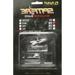 spitfire doublecross replacement blades 100 grain