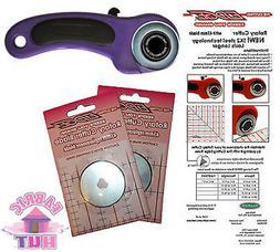 Sullivan's The Cutting Edge 45 mm Purple Rotary Cutter Repla