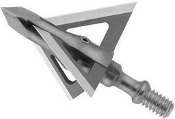 Muzzy Broadheads New Muzzy Trocar Crossbow 125 Grain 3 Blade