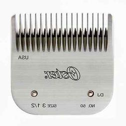 Oster Turbo 111 Replacement Blade Size # 3 1/2 High-Carbon S