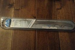 Bauer Tuuk LS2 Pair of Replacement Pro Steel Runners / Blade