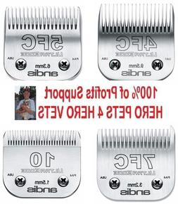 Andis Ultra Edge Replacement Blade Grooming 4FC 5FC 7FC READ