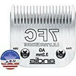 Andis UltraEdge Dog Clipper Blade, Size-7FC, 1/8-Inch Cut Le