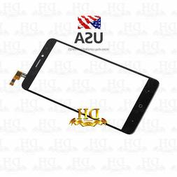 "USA Black For ZTE Blade X Max Z983 6.0"" New Touch Screen Dig"