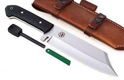 CFK Cutlery Company USA Custom Handmade D2 Tool SHEEPSFOOT C