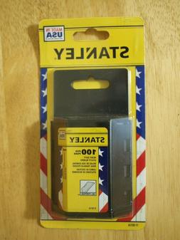 Stanley Utility Blades Replacement Razor 100-pc Box Cutter K