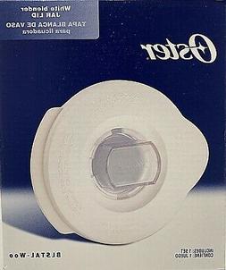 Oster White Blender Lid w/ Cap Original/Genuine  BLSTAL-W00