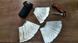 wiebe vixen wicked sharp folding scalpel knife